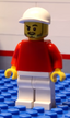 Lego Pizza Delivery Man