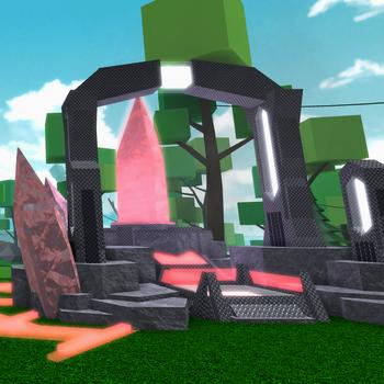 Fiery Crystal Shrine