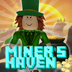 Miner's Haven Golden Clover Event Icon