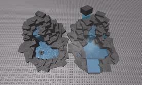 Two DiamondFalls