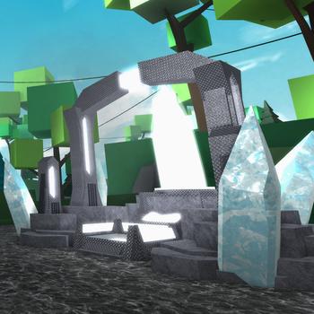 Unsealed Crystal Shrine
