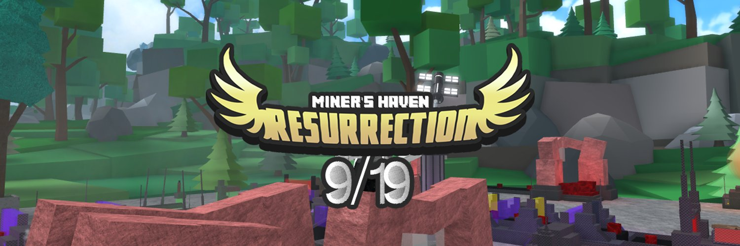 Categorythe Resurrection Update The Miners Haven Wikia Fandom