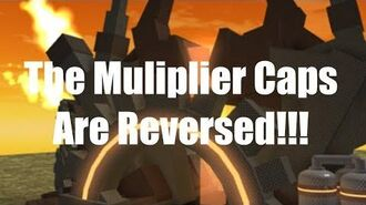 Vulcans base multi and tag multi reversed!!!