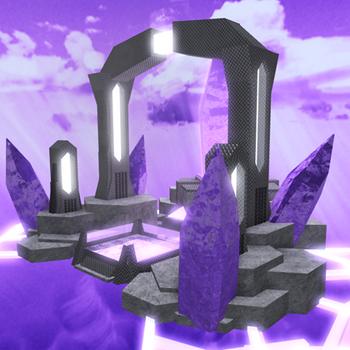 Crystal Shrine
