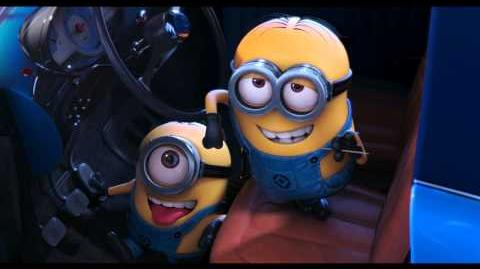 Despicable Me 2 - Now Playing!