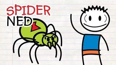 The Misfortune Of Being Ned Spider-Ned