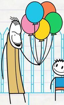 Ballon Seller