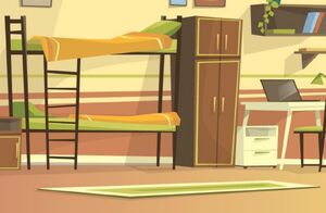 Trev and Mystic's Bedroom