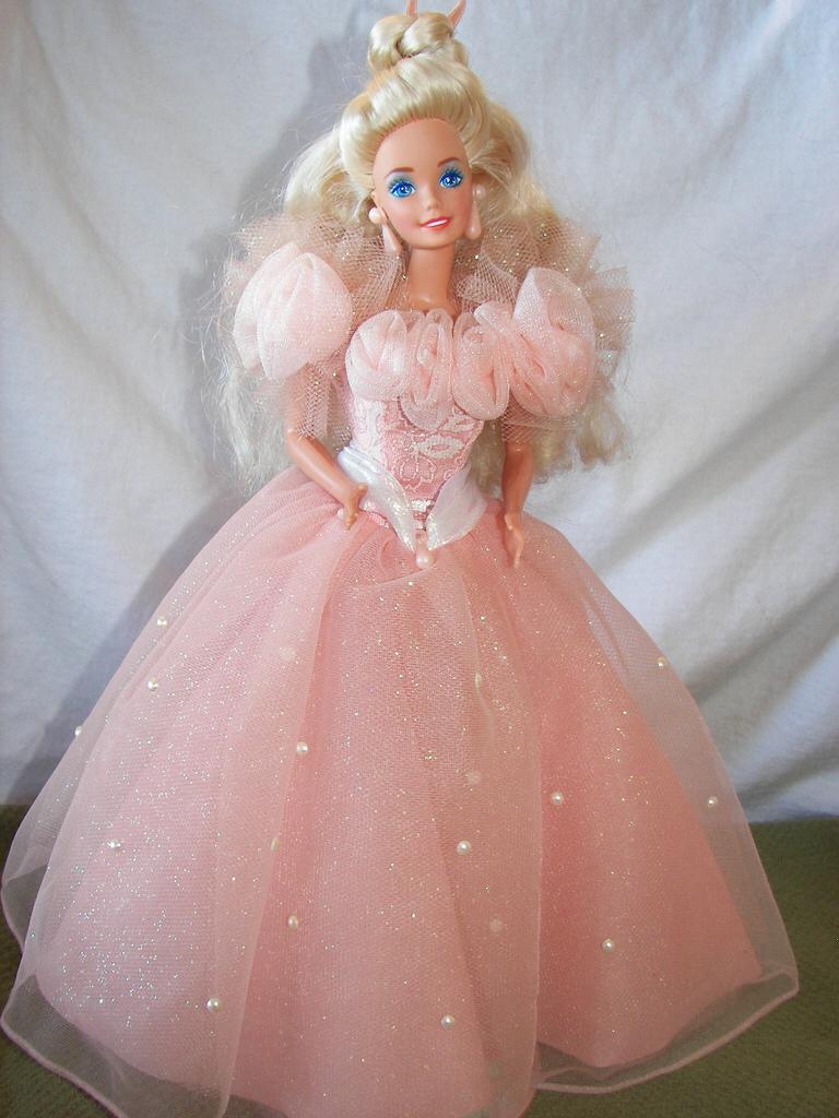 A 1991 Birthday Surprise Barbie