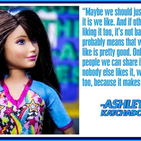 Ashley's speech (Official)