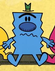 Mr. Grumpy all?