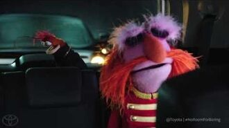 """""""Saffron, Cayenne Pepper and the Road Home"""" starring the Muppets 2014 Toyota Highlander"""