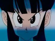 Chichi very angry