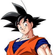 Goku in normal form