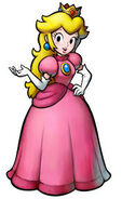 Cartoon Peach