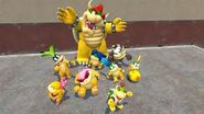 Bowser in the video game