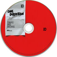 One Direction-Take Me Home-CD