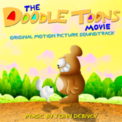 The Doodle Toons Movie (2017) Soundtrack cover