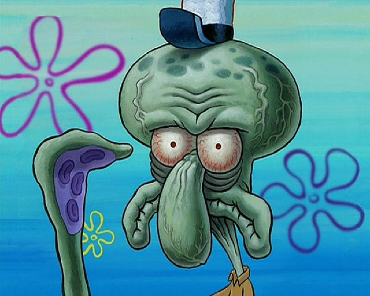 Castle Mania >> Squidward | The Mysterious Mr Enter Wiki | FANDOM powered by Wikia