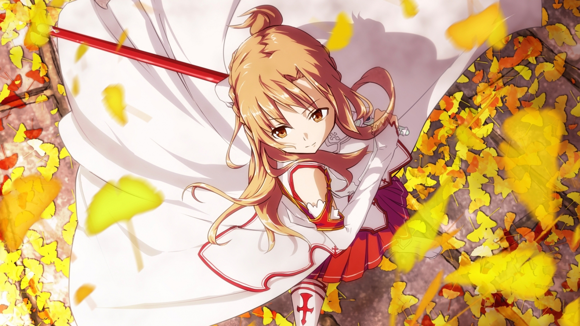 Sword Art Online Asuna HD Wallpaper