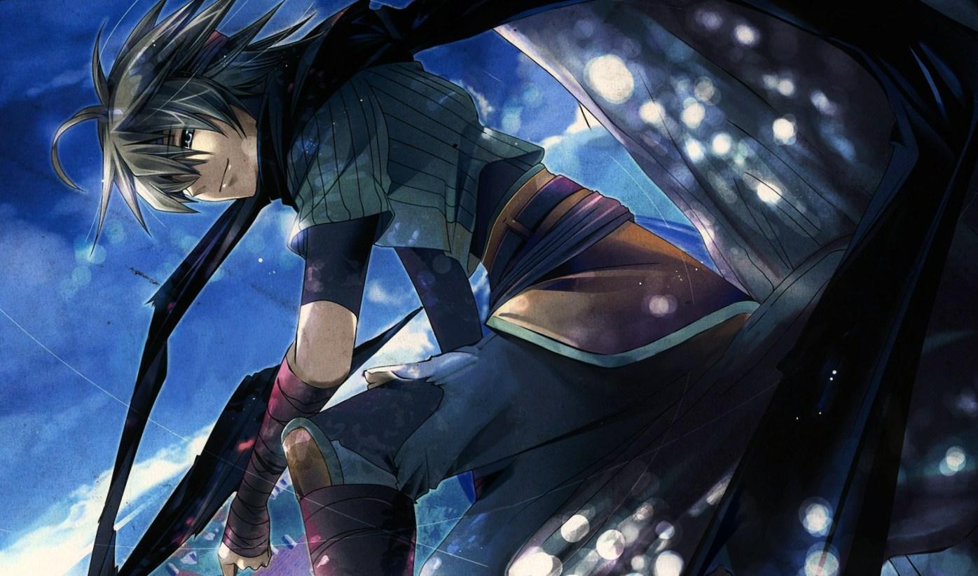 The Ninja Anime Boy Cool Wallpaper