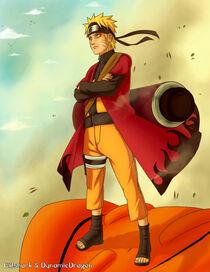 Sage Naruto by Giilshark