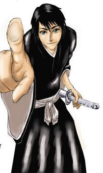 Shinigami Robe