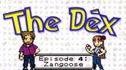 Zangoose Intro