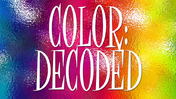 Color Decoded