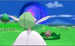 Gardevoir Battle 2