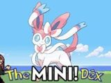 Sylveon! The MiniDex 1!