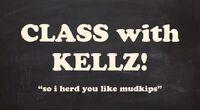 Class with Kellz - Mudkip