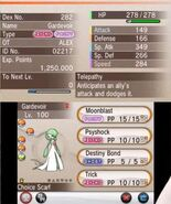 Gardevoir Battle 1