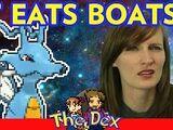 Kingdra, Seahorse or DRAGON!? - The Dex! Episode 110!