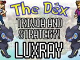 The Dex! Luxray! Episode 18
