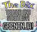 Greninja is a REAL NINJA! - The Dex! Episode 54!