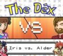 Iris vs. Alder! The Dex VS: Episode 4!
