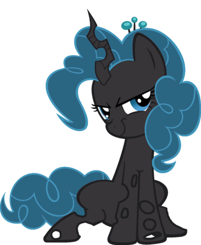 File:Pinkie Pie (changeling).png