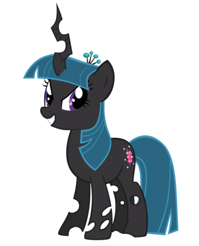 File:1000px-Twilight Sparkle (changeling).png