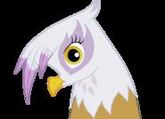 Gilda griffon vector mlp fim by sumomogirl01-d3hh5gn