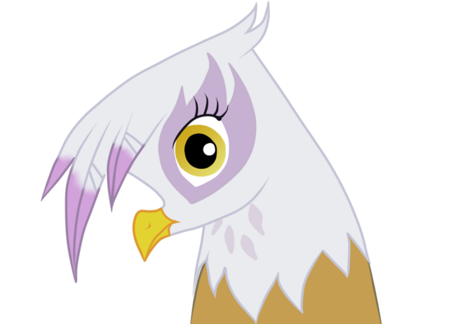 File:Gilda griffon vector mlp fim by sumomogirl01-d3hh5gn.png