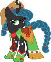 Changeling Applejack