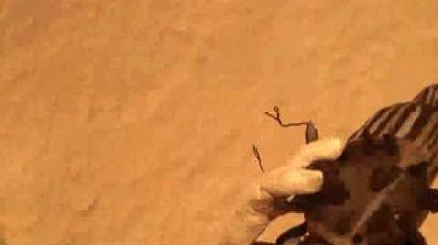 Neverhood - The Bug scene