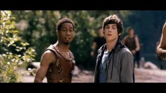 "Percy Jackson and the Lightning Thief ""Aphrodite's Daughters"" Deleted scene"