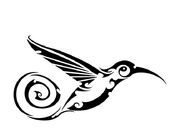 Faye's Hummingbird Symbol