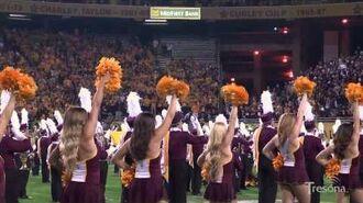11-30-13 - ASU Marching Band vs Arizona Wildcats