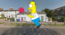 Homer Simpson in My Parade