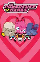 The Powerpuff Girls (2016 Ultimate Challenge Animal Style)