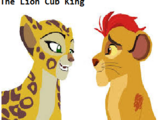 The Lion Cub King