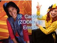 Caroline (ZOOM) as Emma